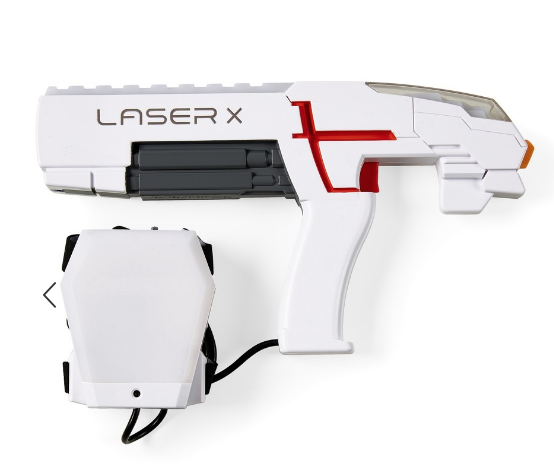 Laser X blasters