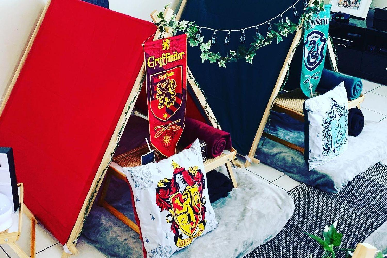 Hogwarts School Camp